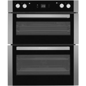 Built-under double ovens