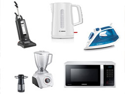 Vacuum Cleaners & Small Appliances